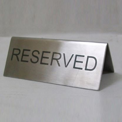 Picture of KMW RESERVED TAG