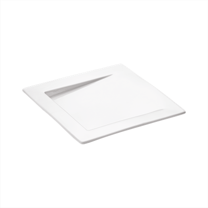 Picture of ARAINE SOKKO SLOPE PLATE SMALL 18.5X18.5X1.7 CM
