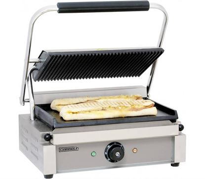 Picture of ELINVER GRILLER PANINI GH 811EA