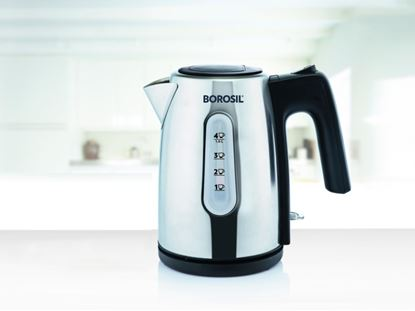 Picture of BOROSIL ELECTRIC KETTLE 1LTR DAISY SS