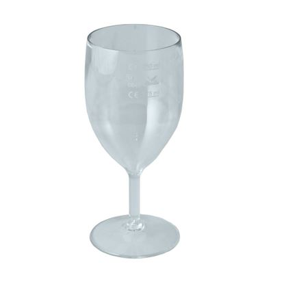 Picture of MUSKAN CHAMPANGE GLASS (CLEAR)