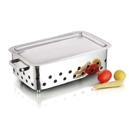 Picture of DESTELLER SNACK WARMER RECT. 10X7""