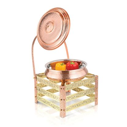 Picture of LACOPPERA BUFFET SET SQUARE STAND NO7